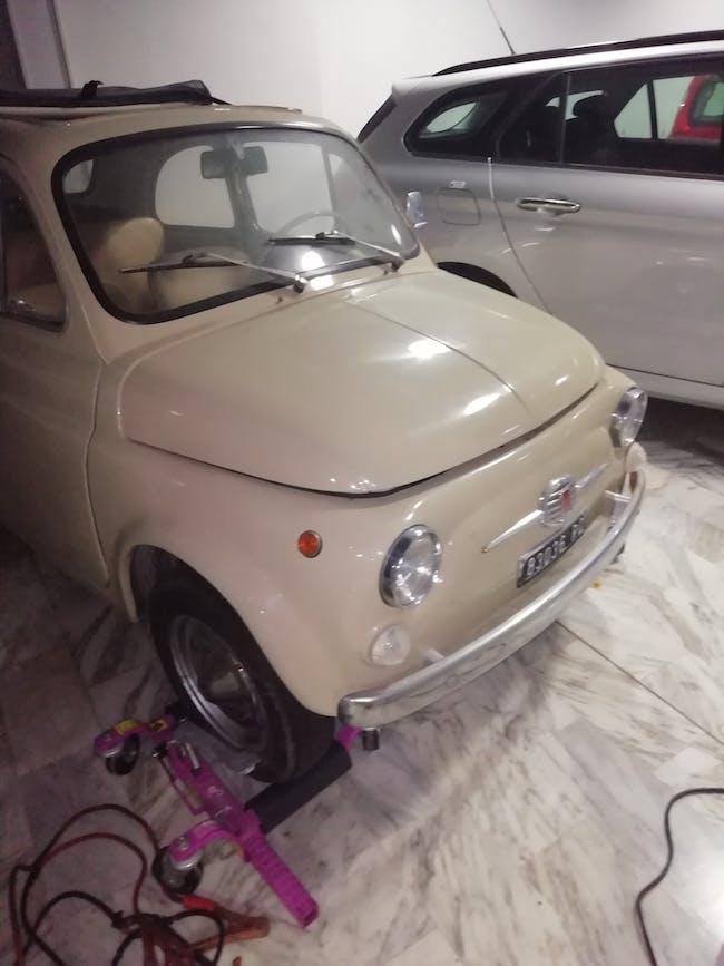 Fiat 500 Bellissima Fiat 500 del 1967 90'000 km CHF8'800 - buy on carforyou.ch - 1