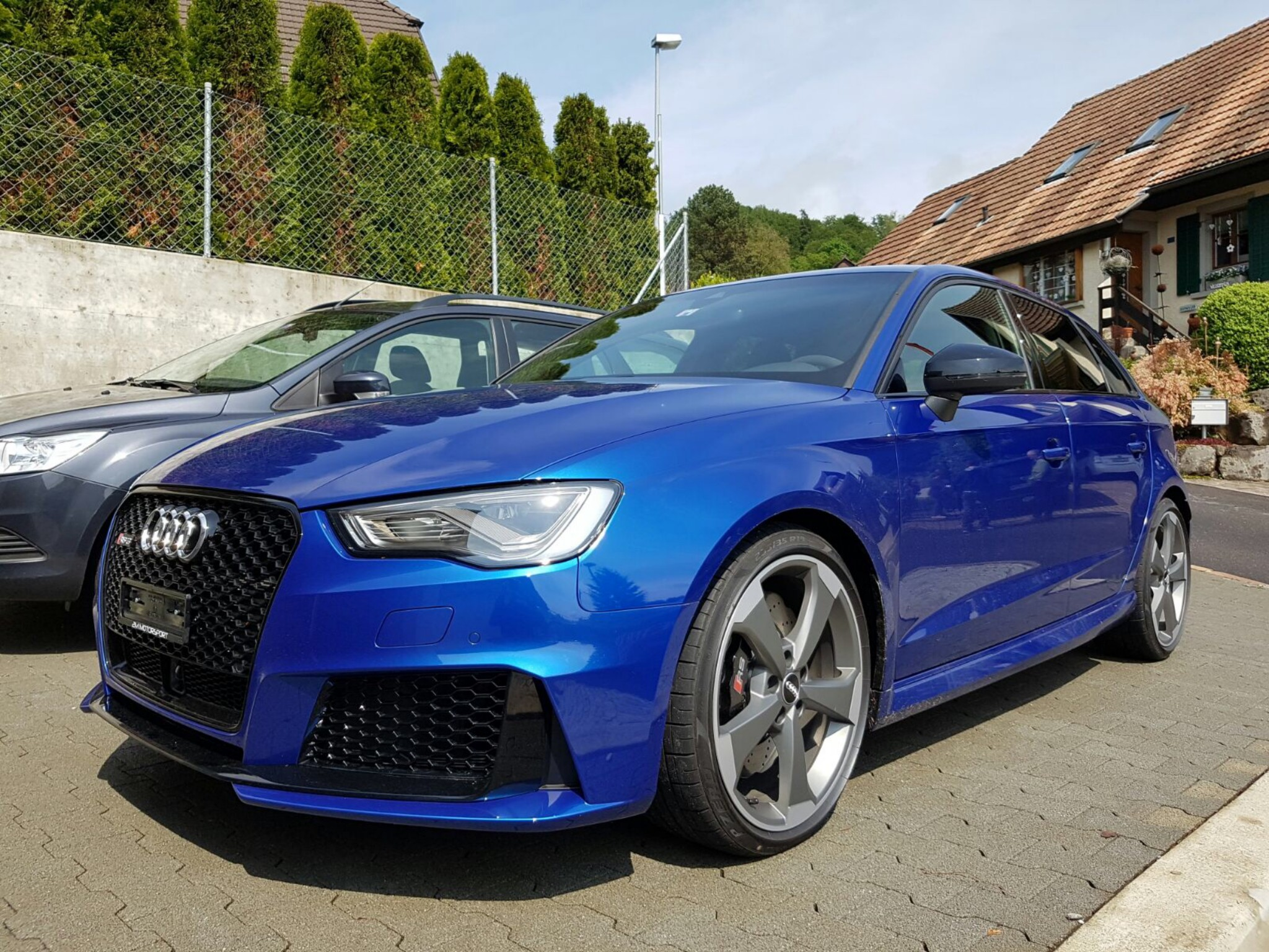 saloon Audi S3 / RS3 RS3 8V