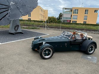 Donkervoort S8 AT 2.0 Turbo 60'519 km CHF44'150 - acquistare su carforyou.ch - 2