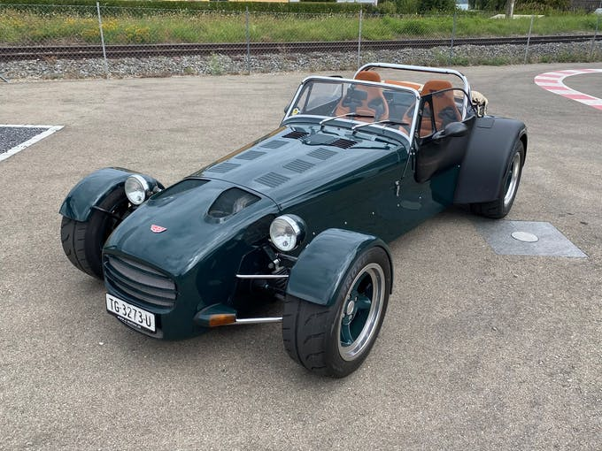Donkervoort S8 AT 2.0 Turbo 60'519 km CHF44'150 - acquistare su carforyou.ch - 1