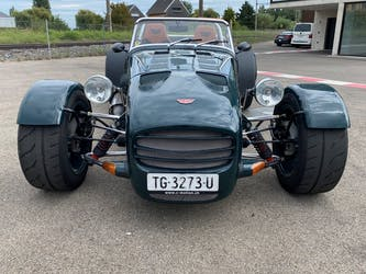 Donkervoort S8 AT 2.0 Turbo 60'519 km CHF44'150 - acquistare su carforyou.ch - 3