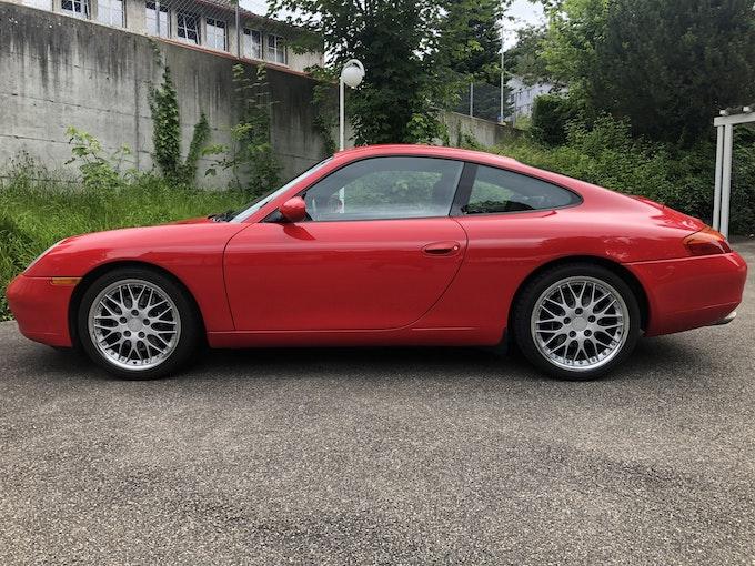 Porsche 911 Carrera Handschalter 90'000 km 34'500 CHF - acquistare su carforyou.ch - 1