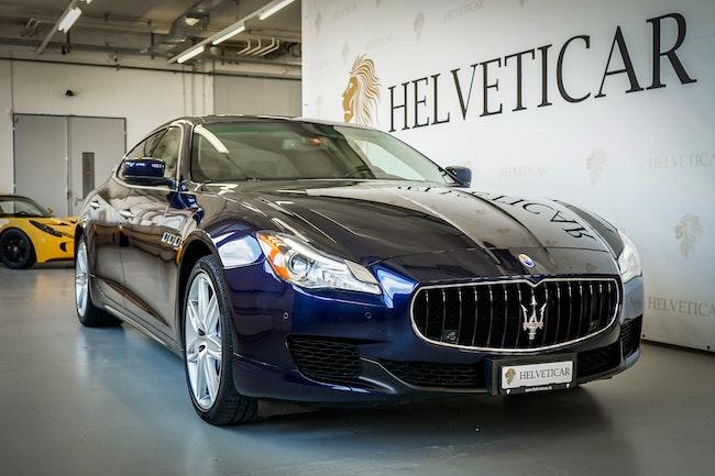 saloon Maserati Quattroporte 3.8 V8 DI Biturbo GTS Automatica