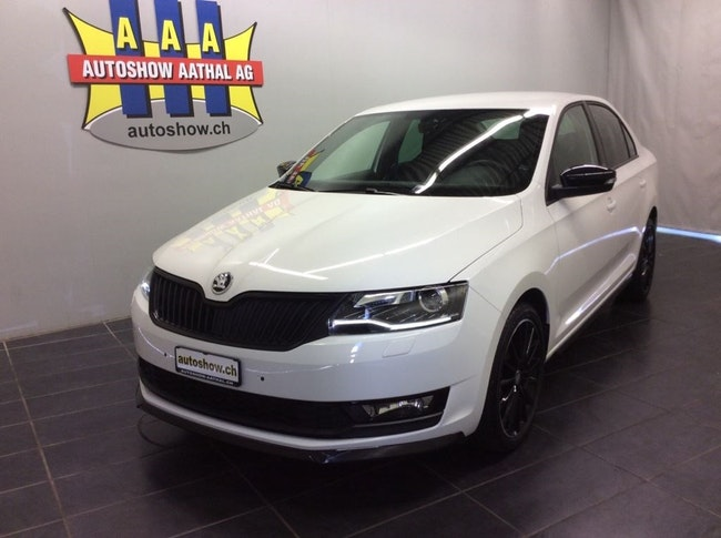 estate Skoda Rapid 1.0 TSI Monte Carlo