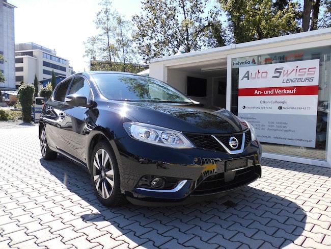 saloon Nissan Pulsar 1.2 DIG-T N-Connecta Xtronic CVT
