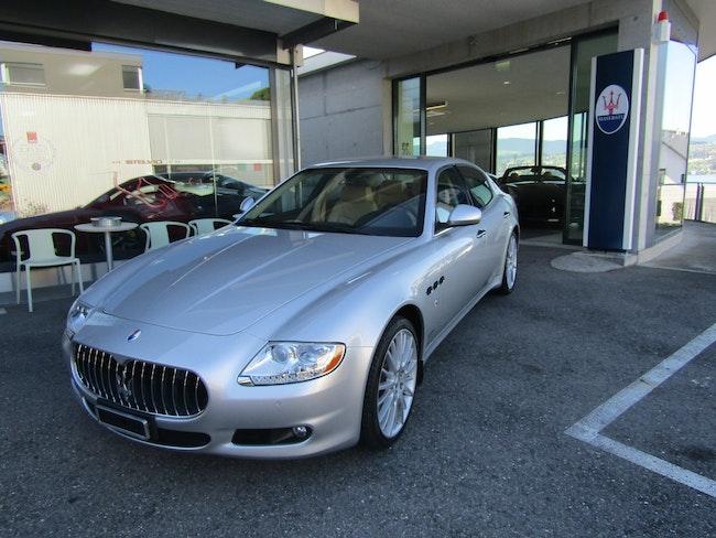 saloon Maserati Quattroporte 4.7 S