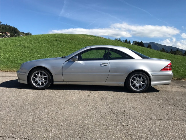 coupe Mercedes-Benz CL 500 Automatic