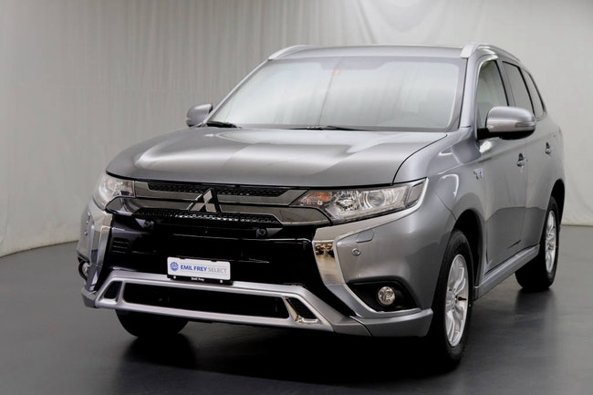 suv Mitsubishi Outlander 2.4 PHEV Value