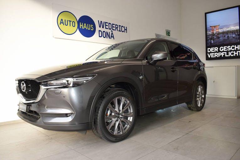 Mazda CX-5 S-G194 AWD AT Revolution 3 12'000 km CHF35'900 - acheter sur carforyou.ch - 1