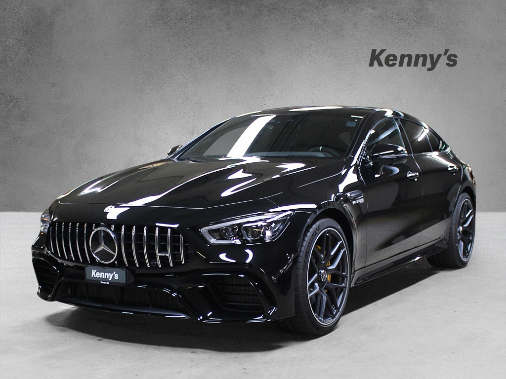 saloon Mercedes-Benz GT AMG GT 63 S 4Matic+