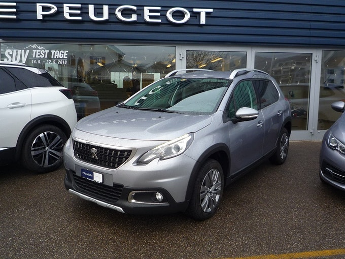 Peugeot 2008 1.6 BlueHDi 120 Allure 35'000 km 17'500 CHF - buy on carforyou.ch - 1