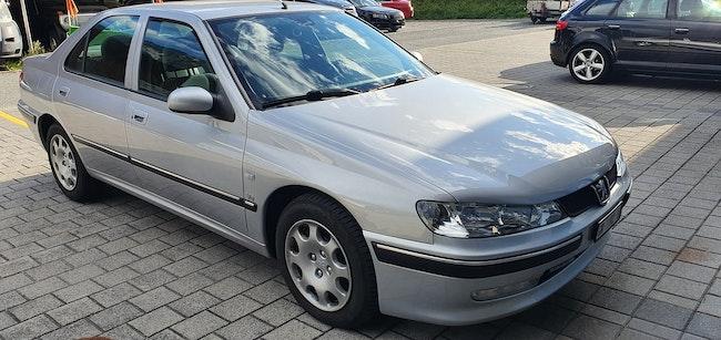 saloon Peugeot 406 SV 3.0 V6