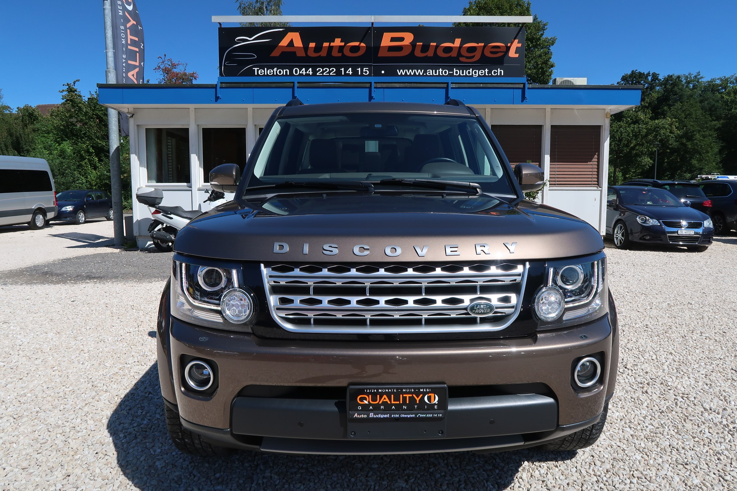 suv Land Rover Discovery 3.0 V6 SC HSE