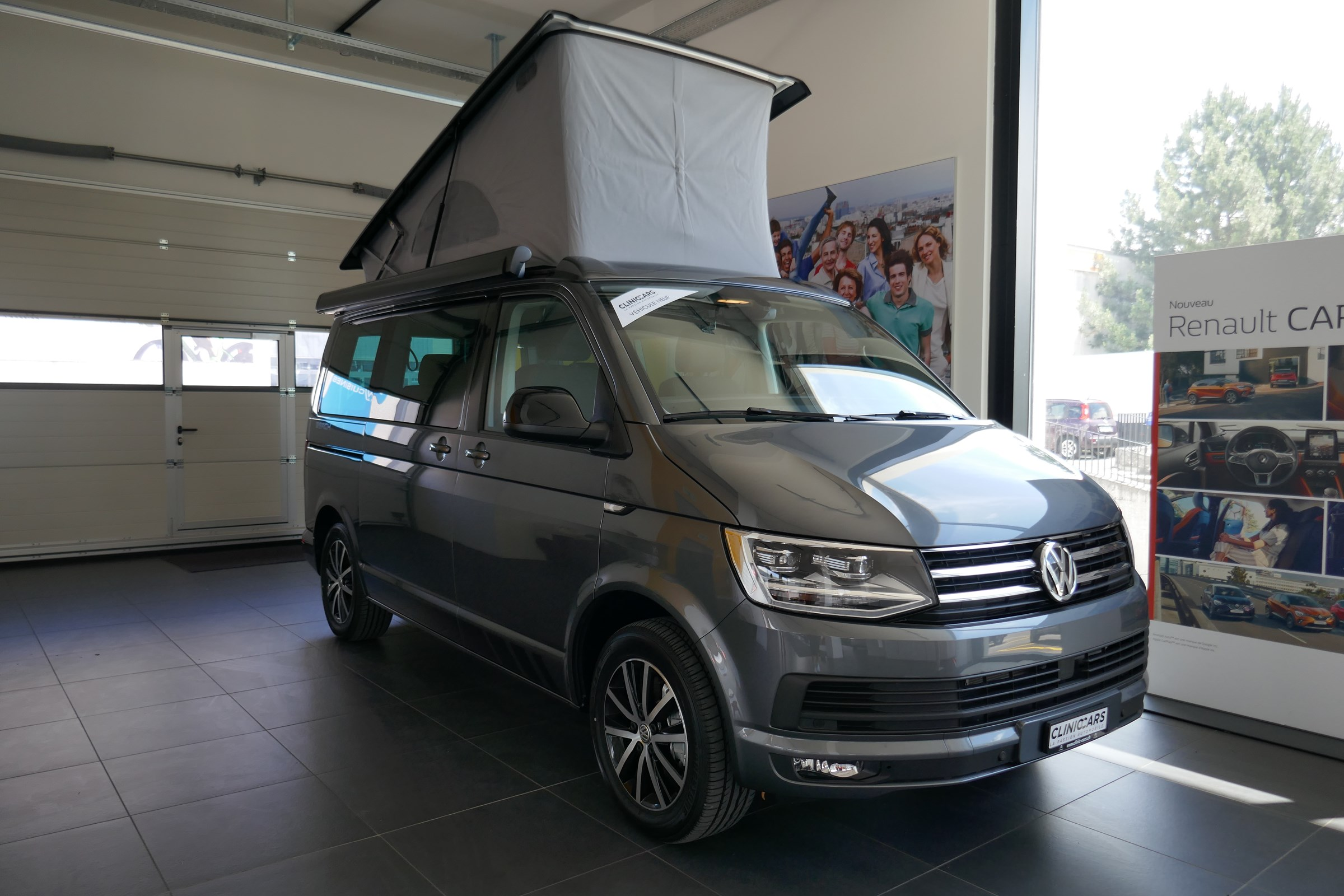 bus VW T6 California 2.0 Bi-TDI Beach Edition DSG ition