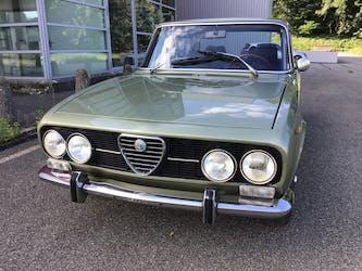 Alfa Romeo 2000 Berlina 2000 27'000 km CHF16'750 - acheter sur carforyou.ch - 2