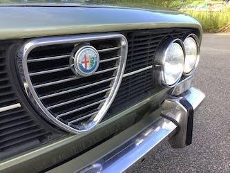 Alfa Romeo 2000 Berlina 2000 27'000 km CHF16'750 - acheter sur carforyou.ch - 3