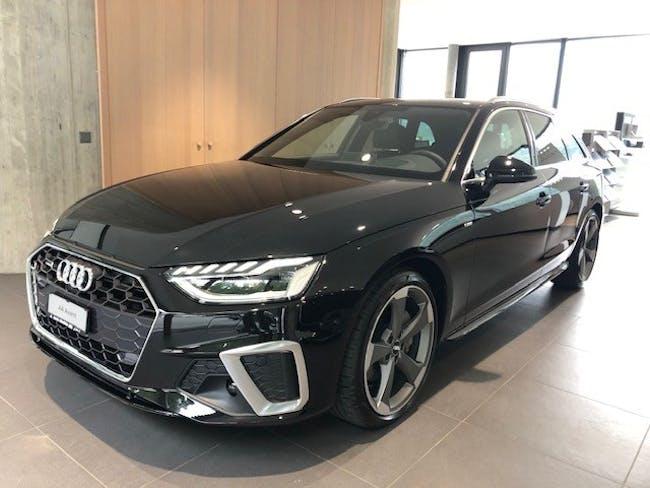 Audi A4 Avant 40 TDI S line quattro S-tronic 6'000 km CHF61'900 - buy on carforyou.ch - 1