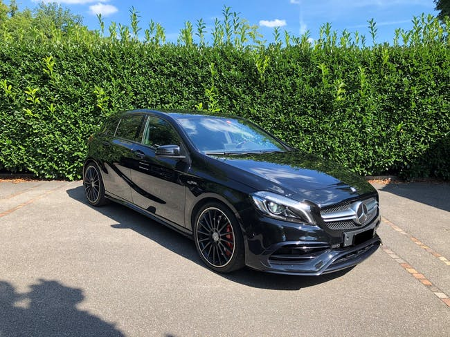 Mercedes-Benz A-Klasse A 45 AMG 4Matic Speedshift 7G-DCT 53'900 km CHF38'900 - buy on carforyou.ch - 1