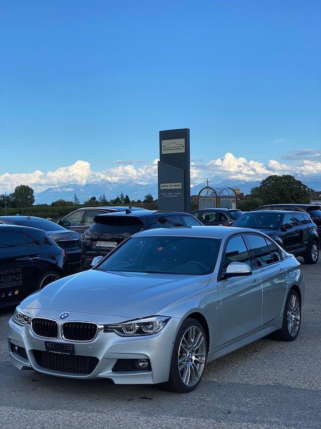BMW 3er 330i xDrive M Sport Steptronic 58'450 km CHF34'900 - buy on carforyou.ch - 1