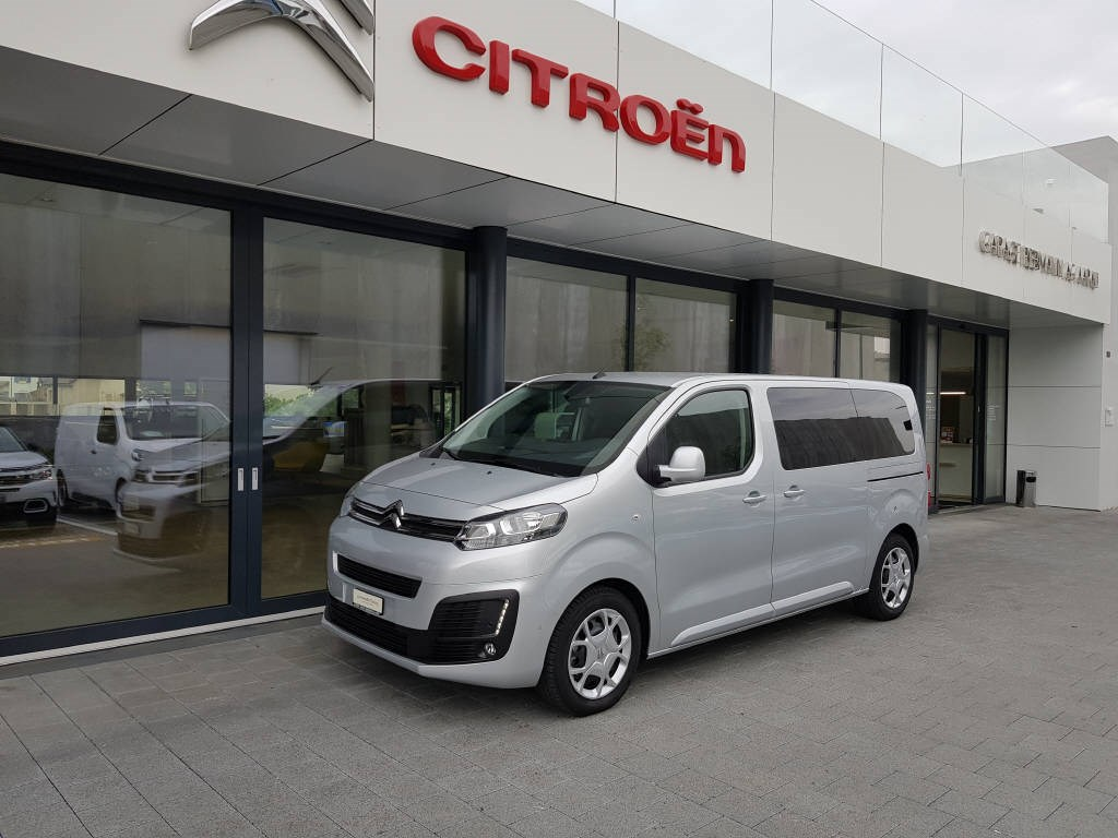 bus Citroën Spacetourer M 2.0 BlueHDi 180