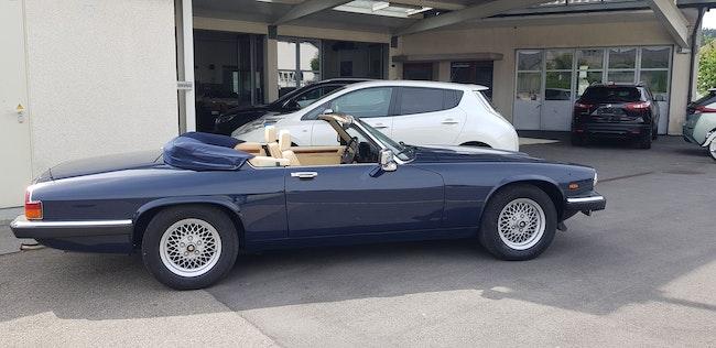 cabriolet Jaguar XJ-S XJS 5.3 V12 Convertible