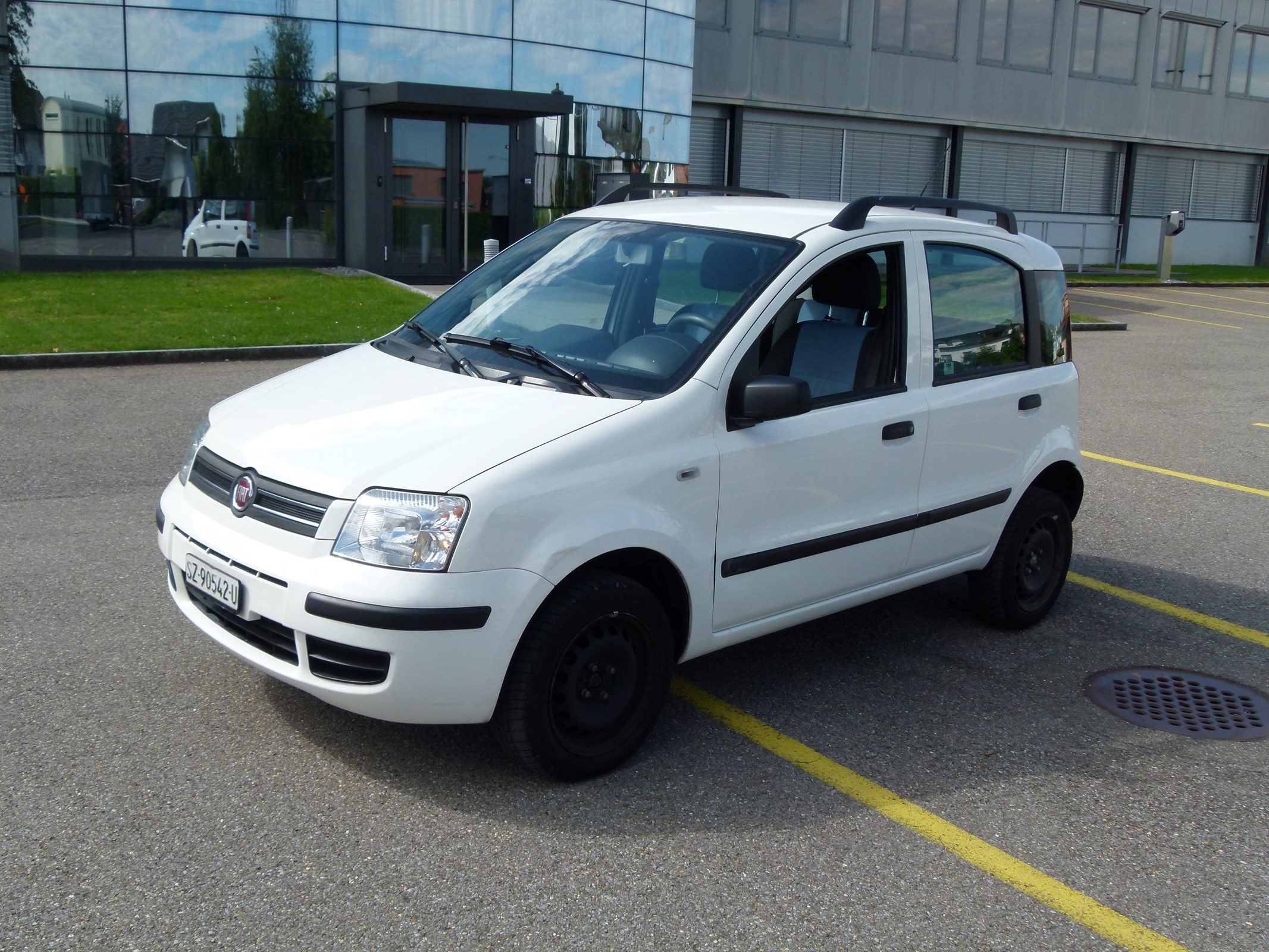 saloon Fiat Panda 1.2 Natural Power