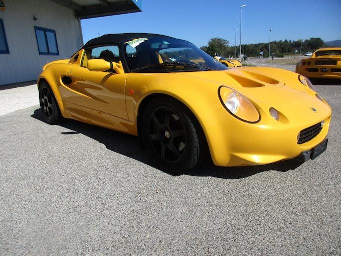 Lotus Elise 1.8 16V 111 S 38'800 km 36'800 CHF - acquistare su carforyou.ch - 1