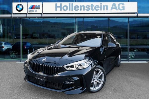 saloon BMW 1er 118i M Sport