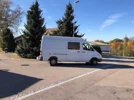 Mercedes-Benz Sprinter 313 CDI Sprinter Kastenwagen Hochdach 120'000 km 9'500 CHF - acquistare su carforyou.ch - 3