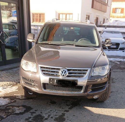 VW Touareg 3.0 TDI 120'000 km CHF15'000 - kaufen auf carforyou.ch - 1