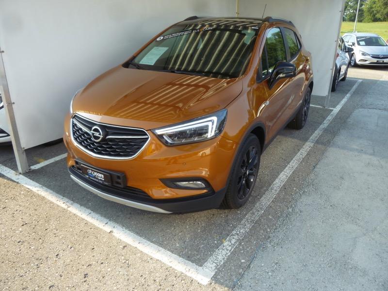 suv Opel Mokka X 1.4T 4x4 Black Roof S/S 6V D14NE