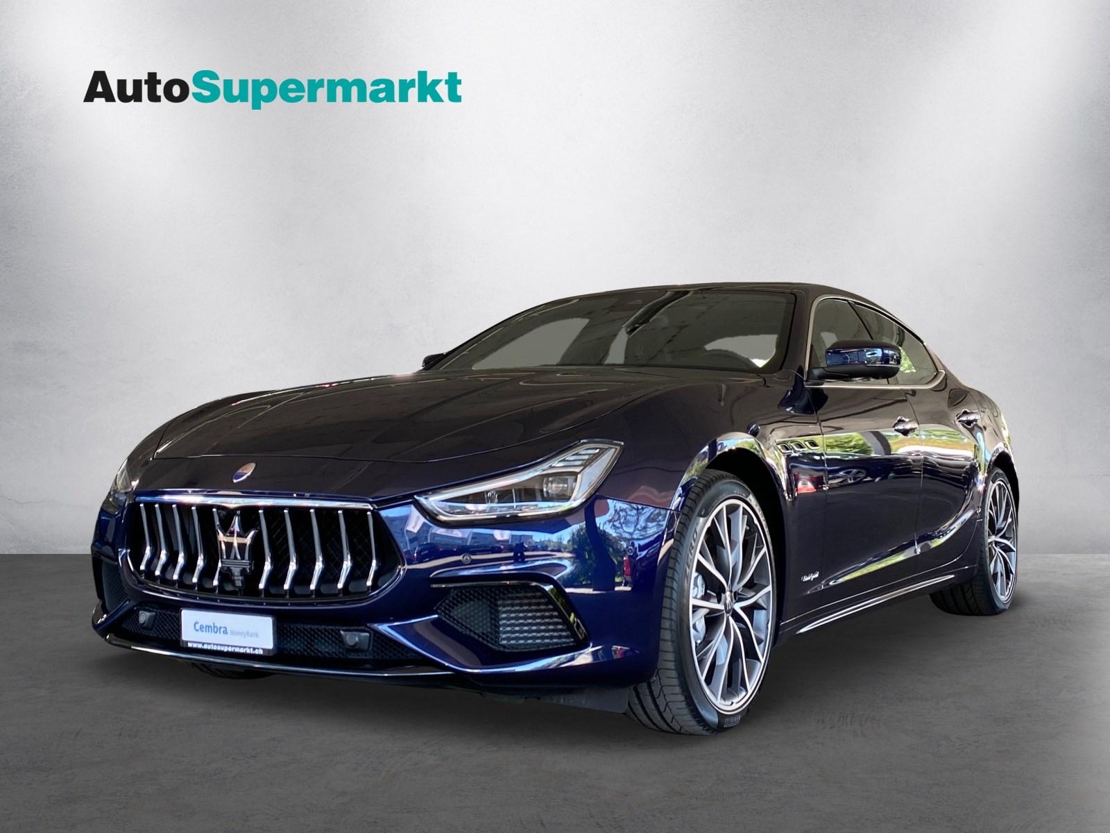 saloon Maserati Ghibli 3.0 V6 S GRANSPORT Q4