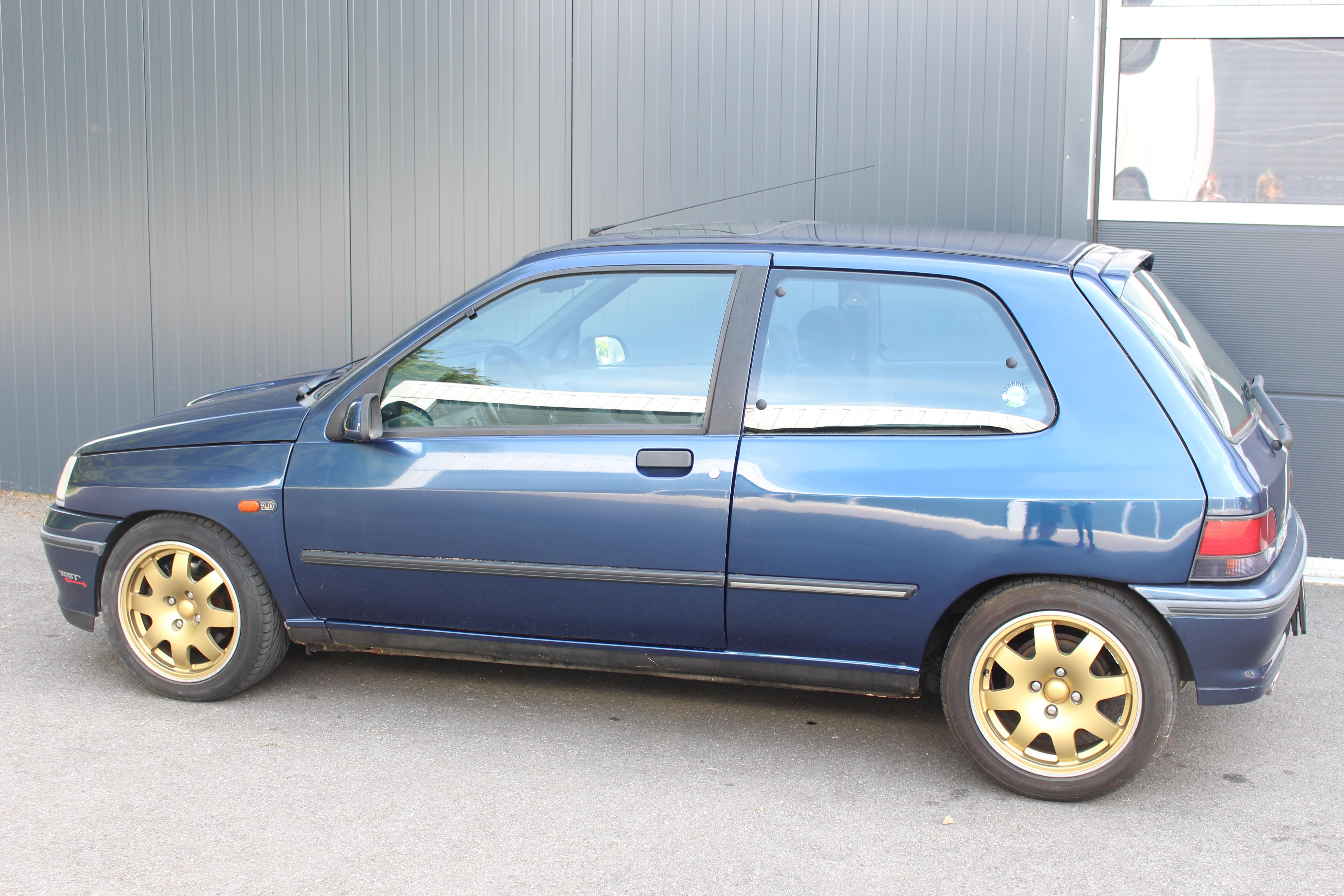 citycar Renault Clio 2.0 16V Williams