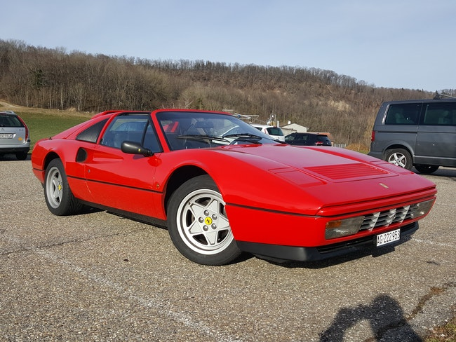 Ferrari 328 GTS 105'000 km CHF68'000 - buy on carforyou.ch - 1