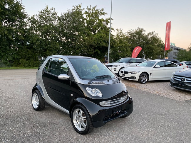 saloon Smart City/Fortwo fortwo passion