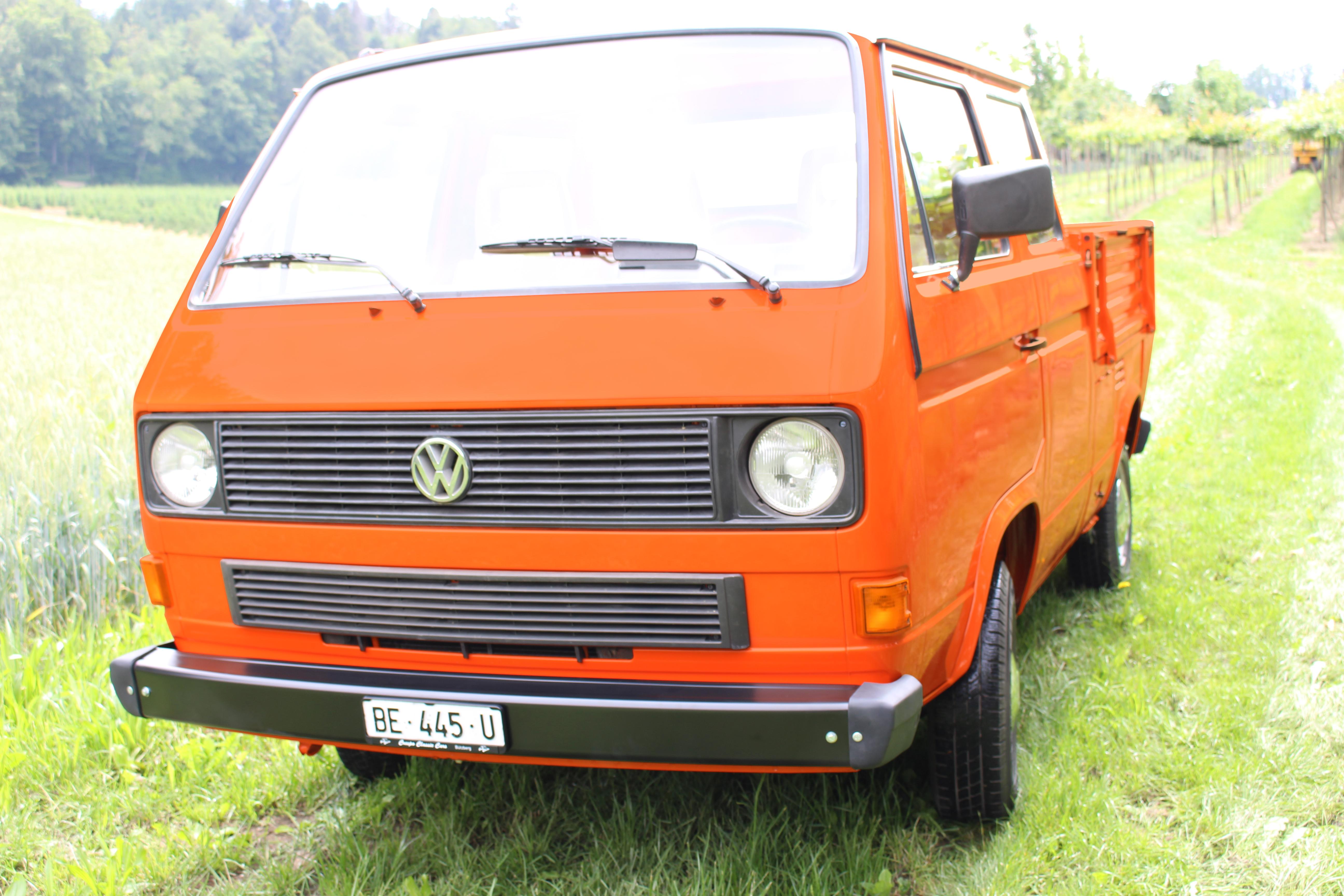 pickup VW other T3 DOKA Typ 2
