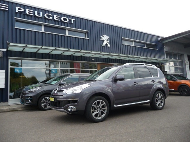 suv Citroën C-Crosser 2.4 16V Exclusive CVT