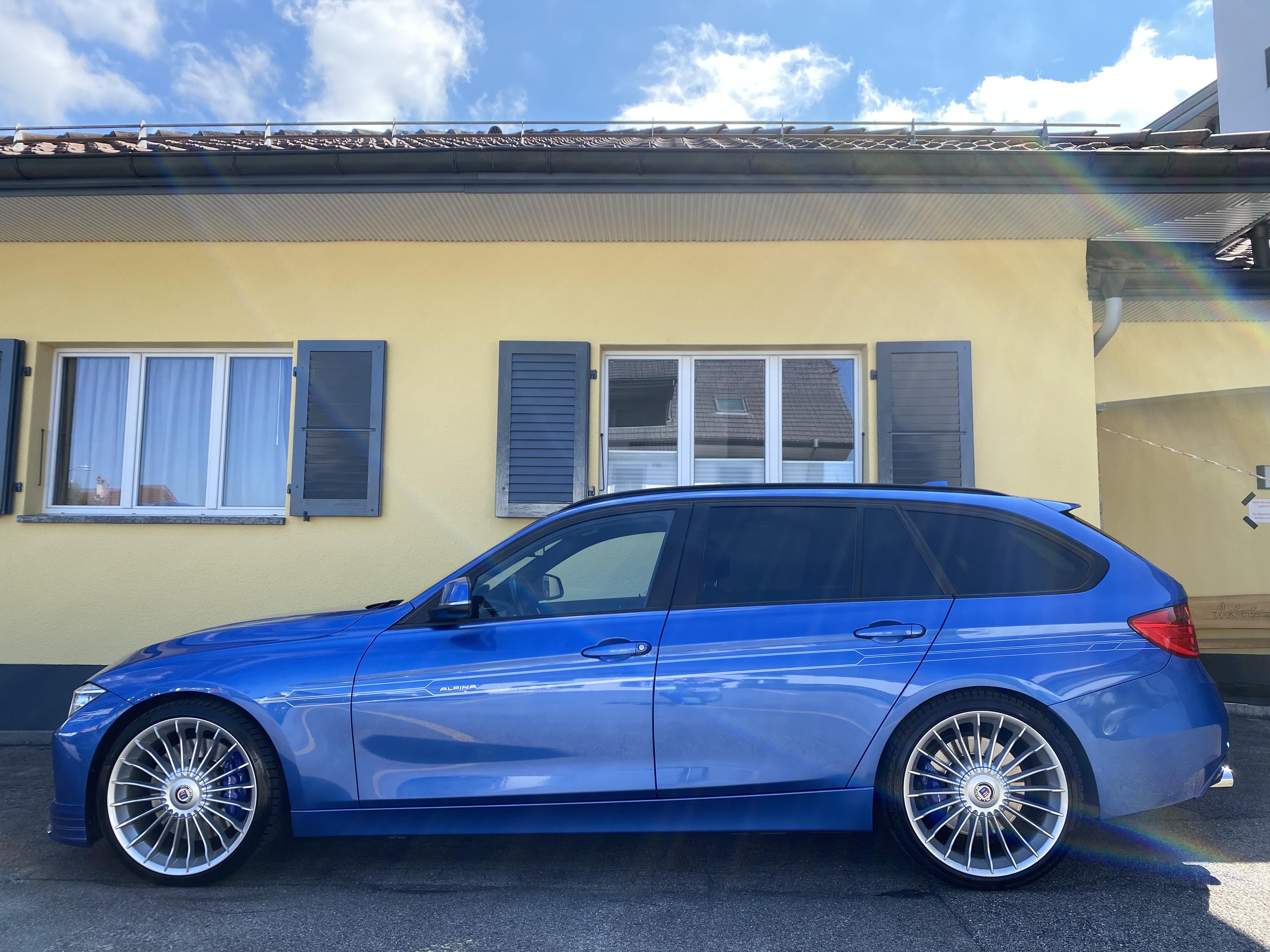 Gebraucht Kombi Bmw Alpina B3 D3 B3 Touring 3 0 Biturbo 4x4 77500 Km Für 44800 Chf Kaufen Auf Carforyou Ch