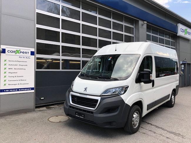 bus Peugeot Boxer 2.2l HDI 333 Active L2H2 Kasten Verglast