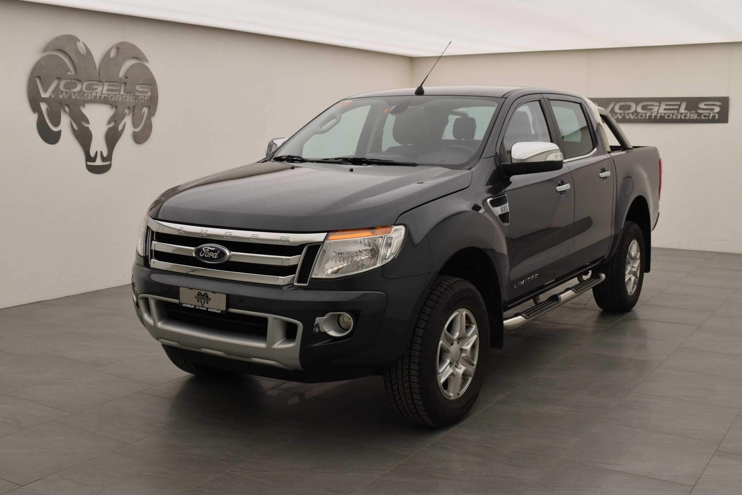 suv Ford Ranger 2.2TDCi Limited
