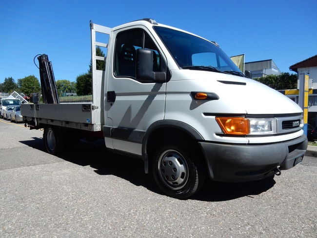 van Iveco Daily / Turbo Daily Daily City 35 C 11 A2BA12A1L1