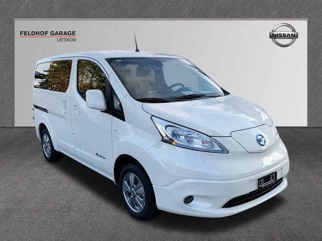bus Nissan NV200 e-NV200 Kombi Elektro Evalia 7P