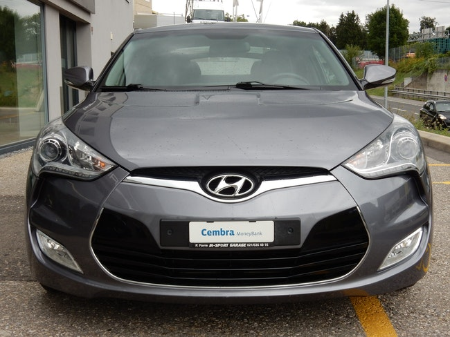 coupe Hyundai Veloster 1.6 GDI