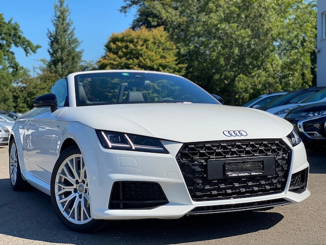 cabriolet Audi TT Roadster 40 TFSI S-tronic