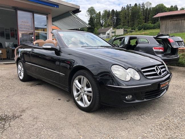 cabriolet Mercedes-Benz CLK 200 Kompressor Avantgarde