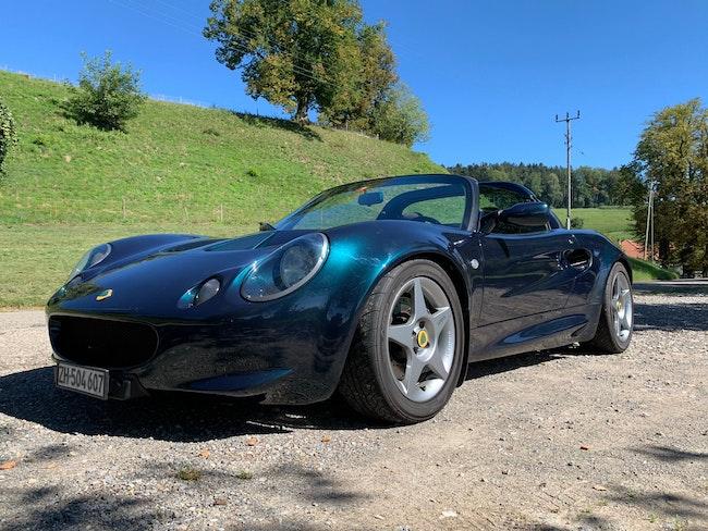 cabriolet Lotus Elise S1