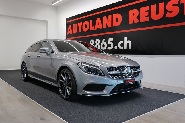estate Mercedes-Benz CLS 400 CLS Shooting Brake 400 4Matic 7G-Tronic