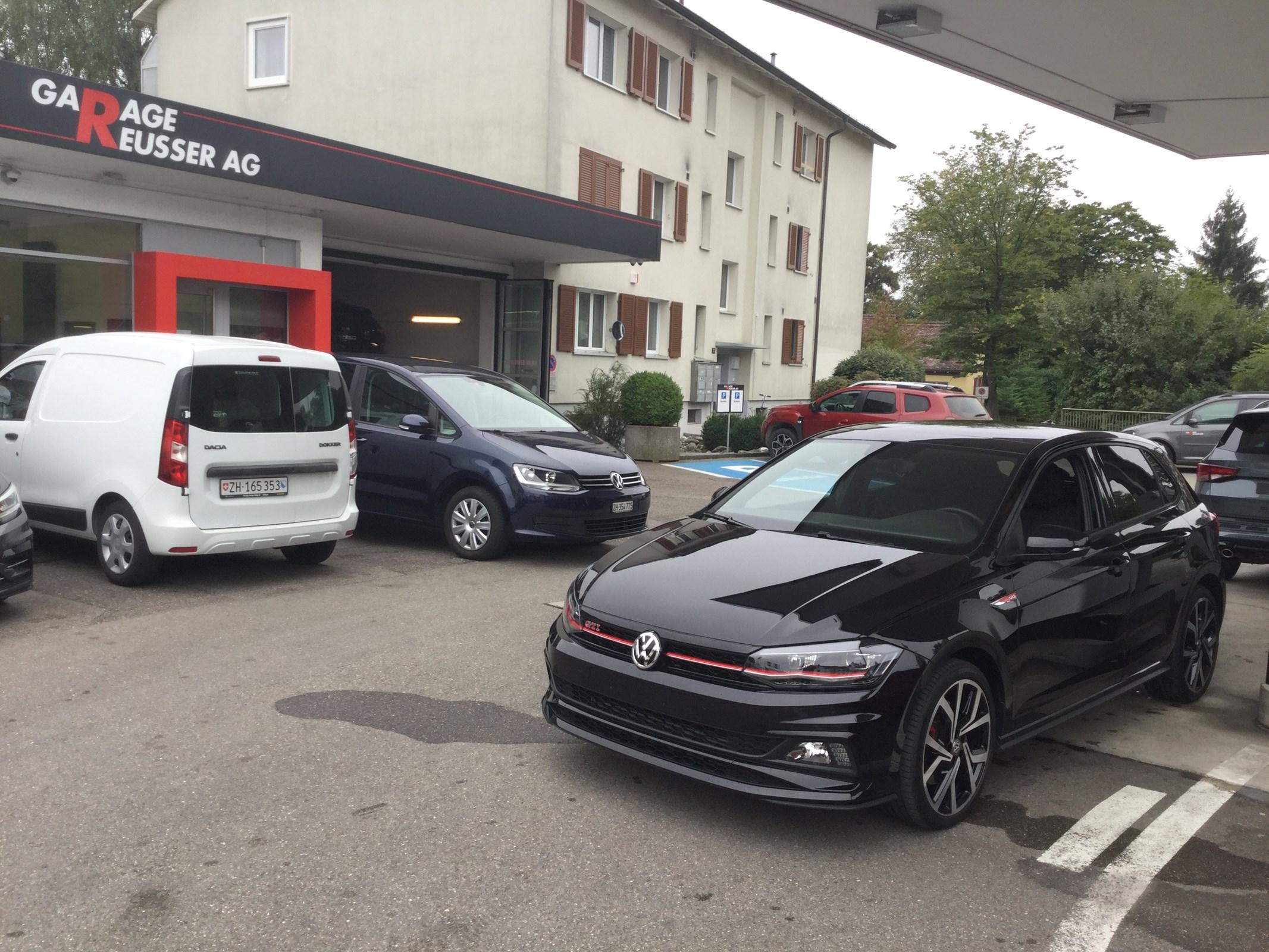 saloon VW Polo 2.0 TSI GTI DSG