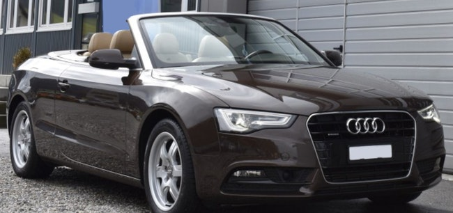 cabriolet Audi A5 Cabriolet 2.0 TFSI 225 quattro S-Tronic
