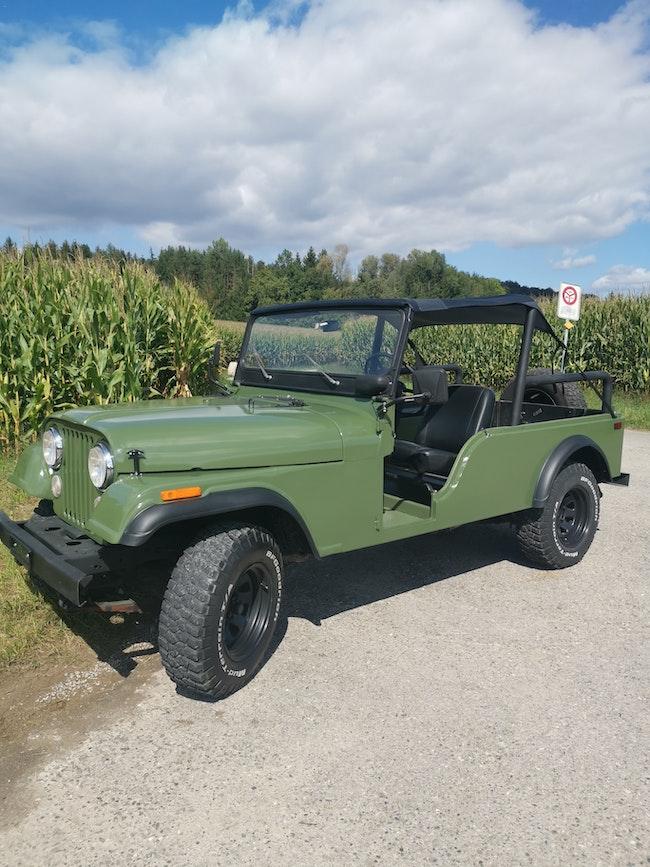 suv Jeep CJ